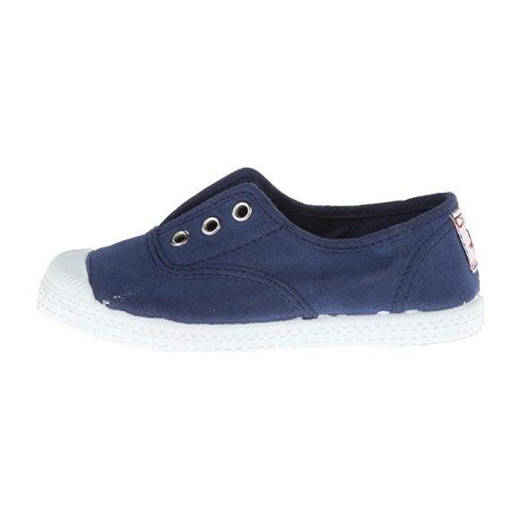 Slip On Sneaker, Navy Blue