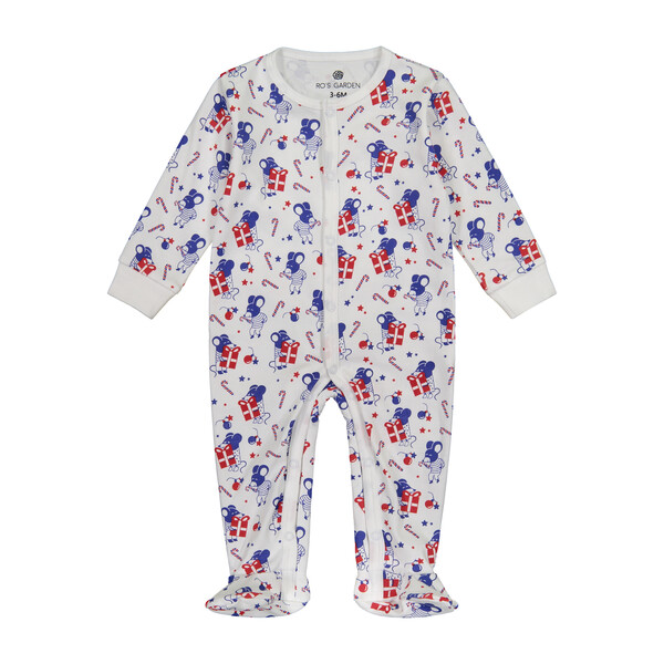 Casey Infant Pajama Suit, Gus Royal