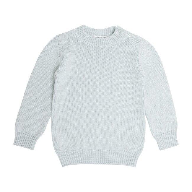 Light Blue Knit Sweater