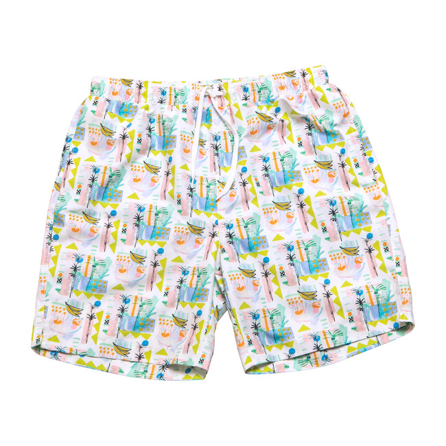 *Exclusive* Men's Hudson Boardshort, Sol Fruit