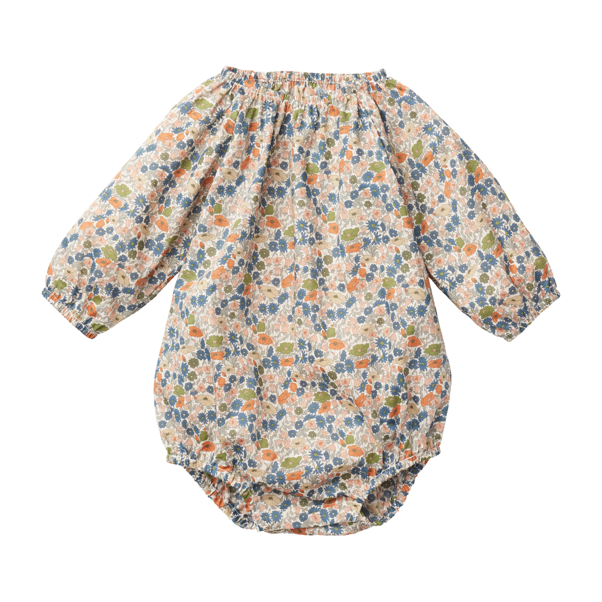 Olympia Playsuit, Poppy Forest