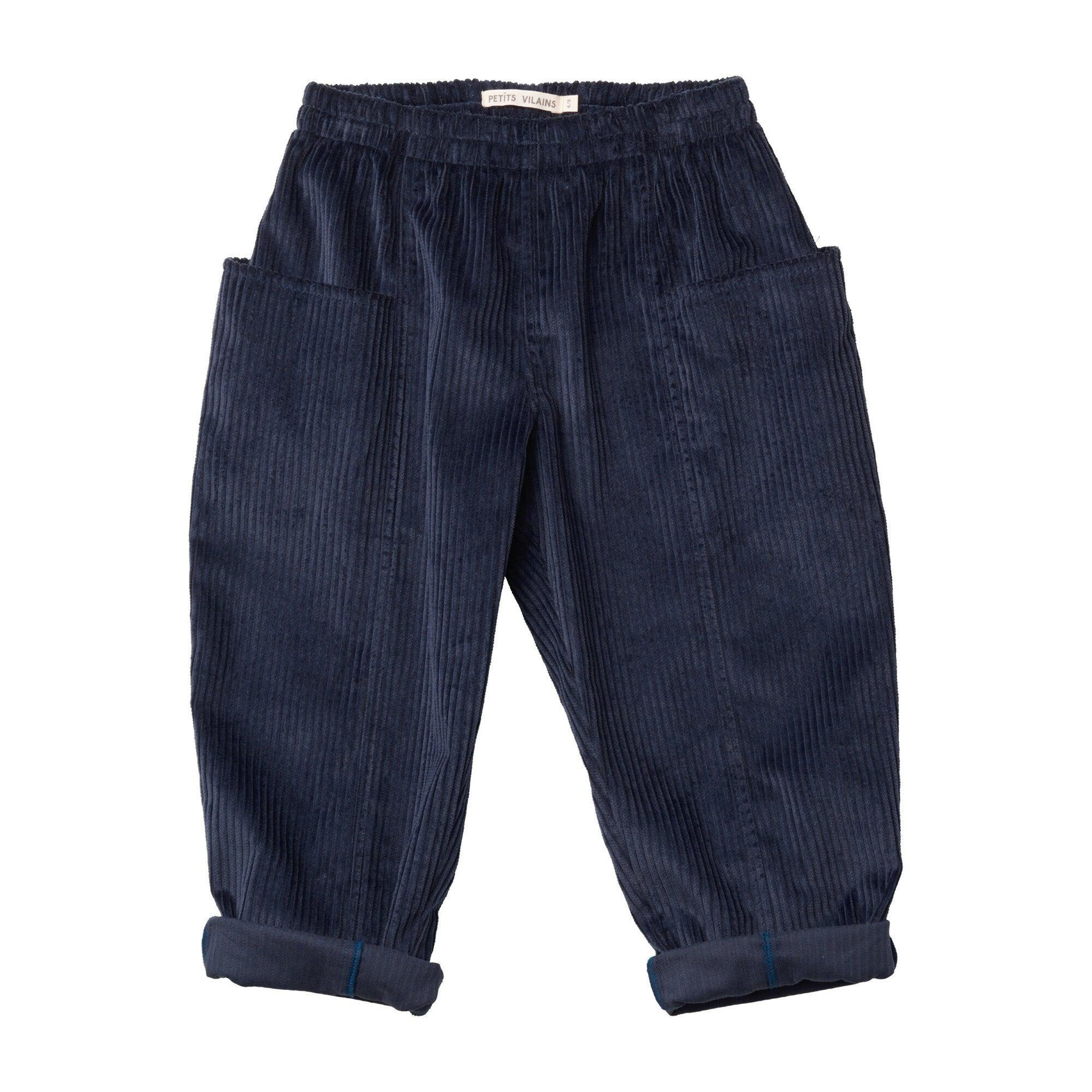 Maxence Pocket Pant, Ink
