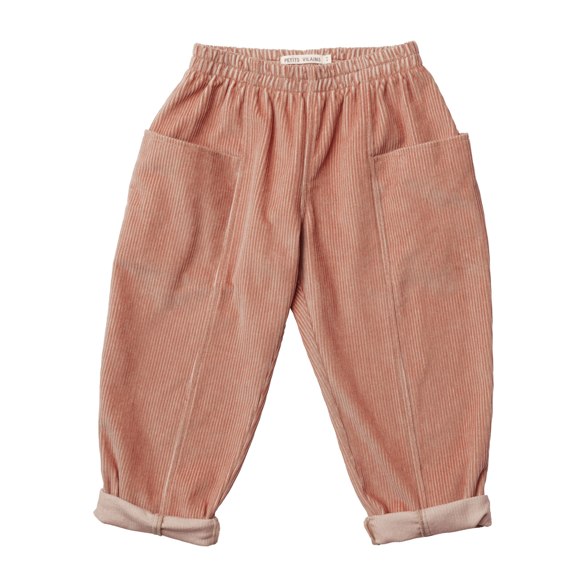 Maxence Pocket Pant, Rose