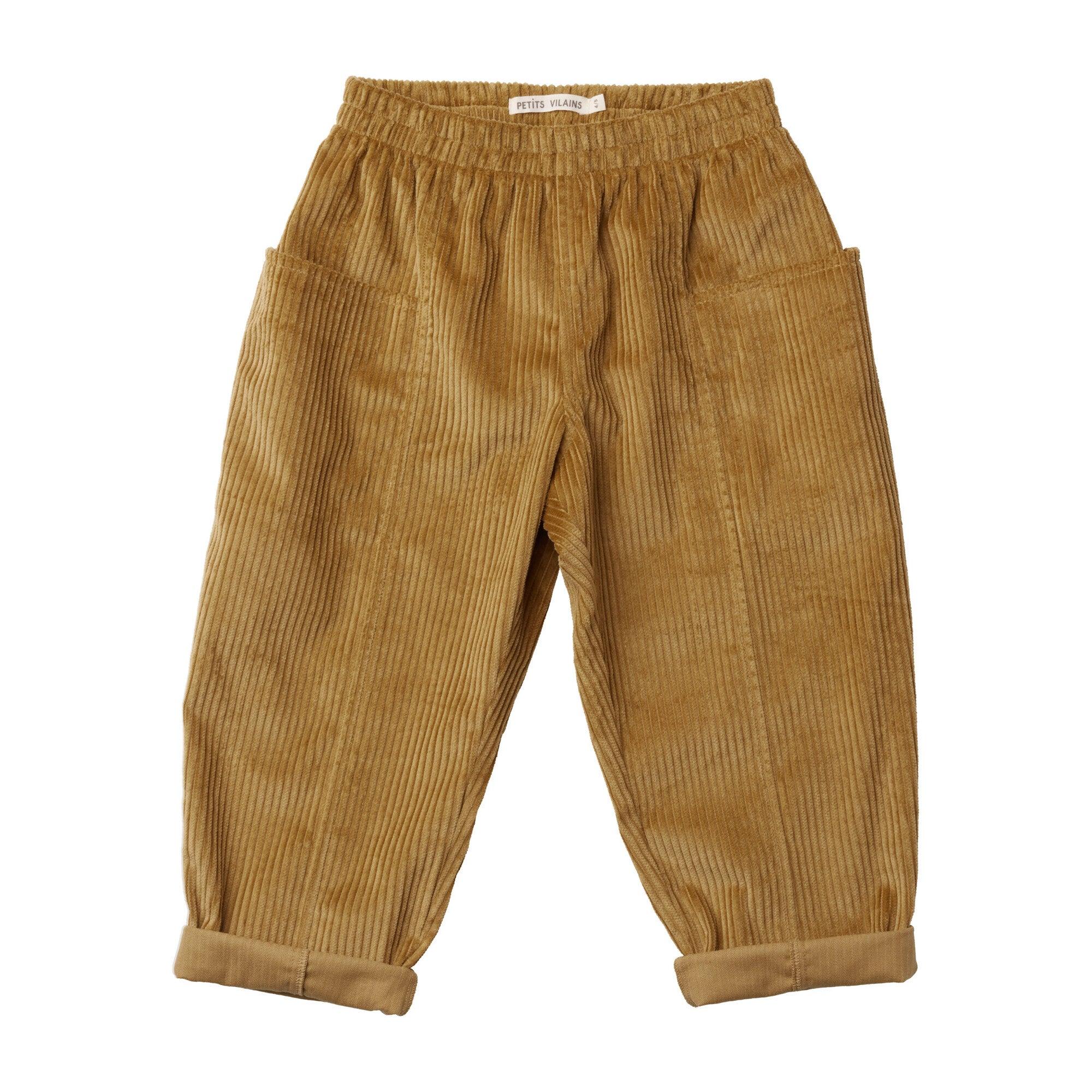 Maxence Pocket Pant, Mushroom