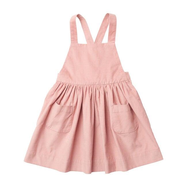 Ines Pinafore Dress, Petal