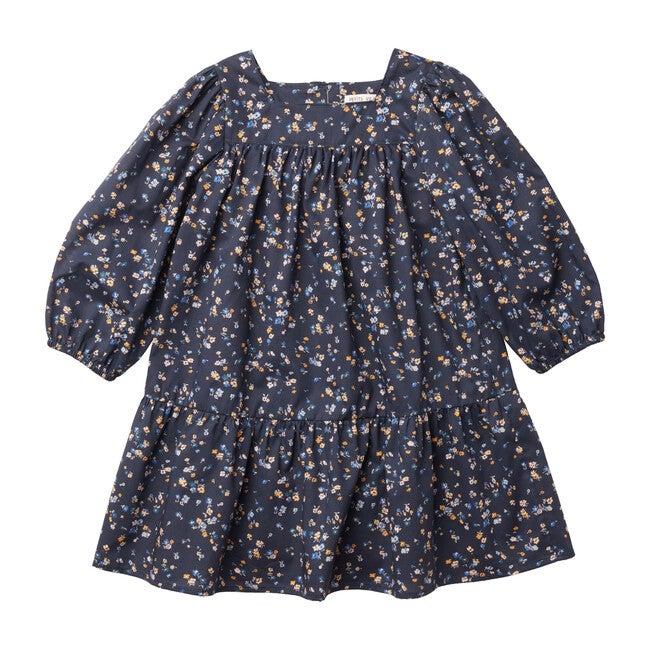 Maelle Square Neck Dress, Staccato