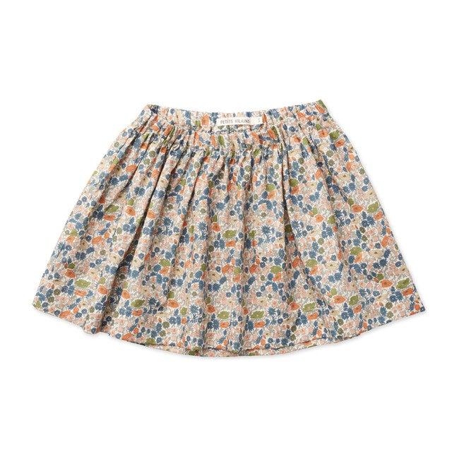 Josephine Mini Skirt, Poppy Forest