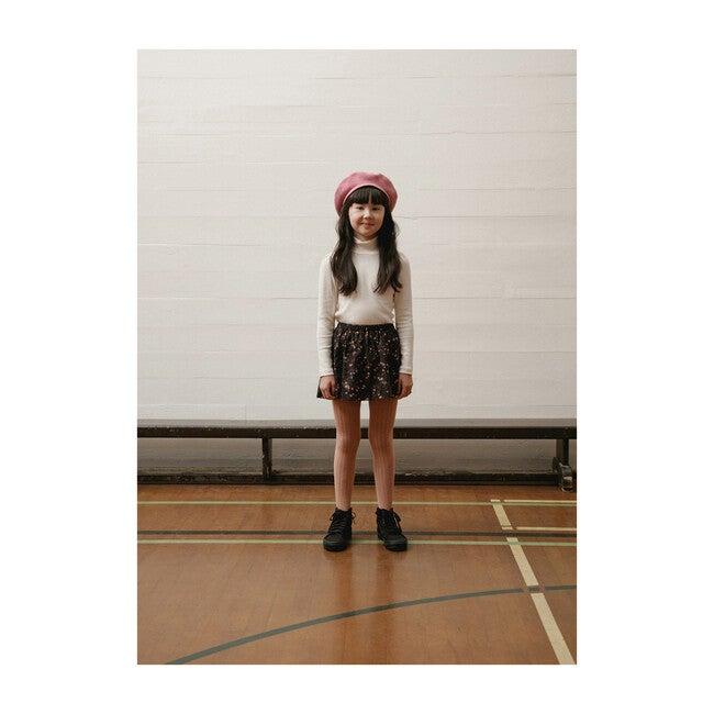 Josephine Mini Skirt, Elizabeth Black