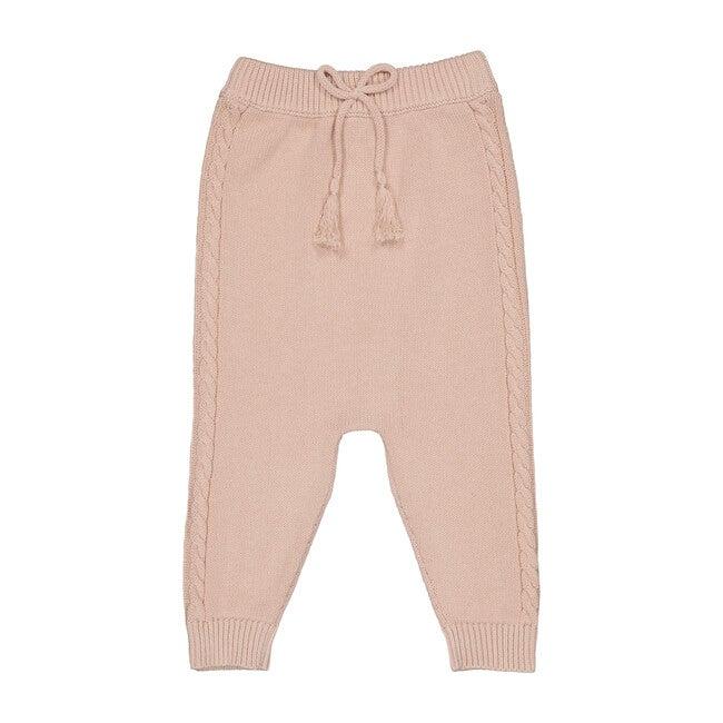 Edmond Organic Pants, Old Pink
