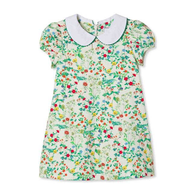 Paige Dress, Fall Floral