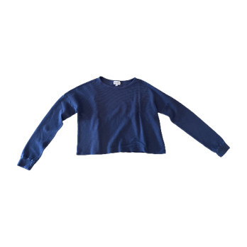Adult Thermal Long Sleeve, Midnight