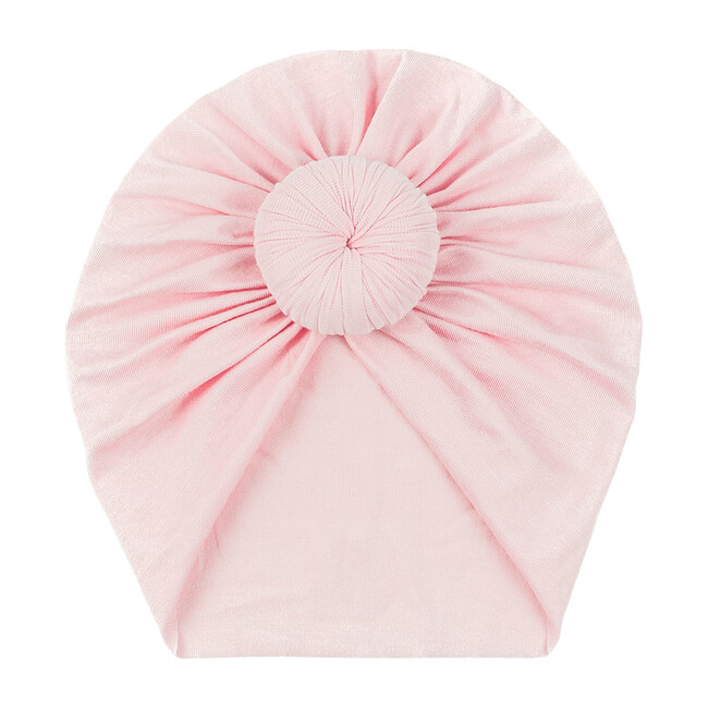 Classic Knot Headwrap, Soft Pink