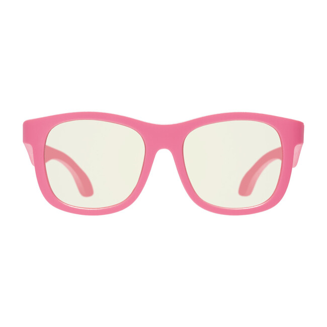 Screen Saver Blue Light Glasses, Think Pink! Navigator