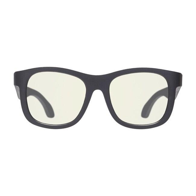 Screen Saver Blue Light Glasses, Black Ops Black Navigator
