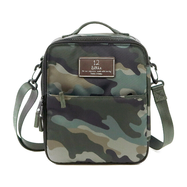Adventure Lunch Bag, Camo