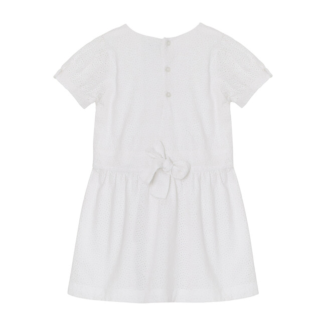 Sanaz Dress, White