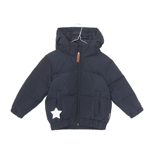 Special Edition Saxo Down Jacket, Sky Captain Blue