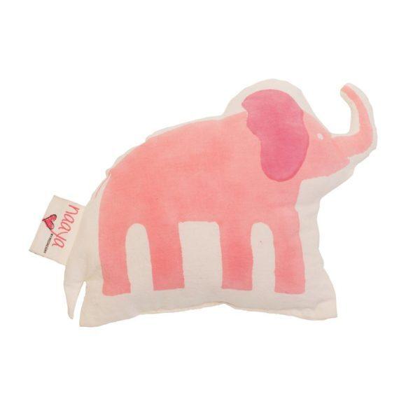 Pink Elephant Small Cushion