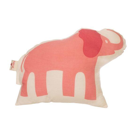 Pink Elephant Large Cushion