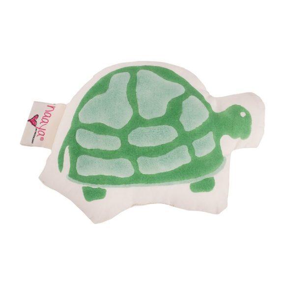 Green Turtle Small Cushion