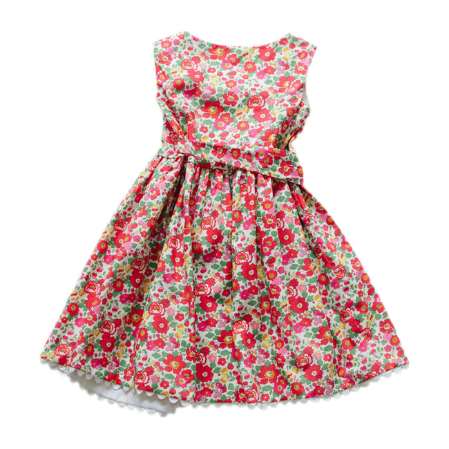 Tessa Wrap Dress, Betsy Liberty