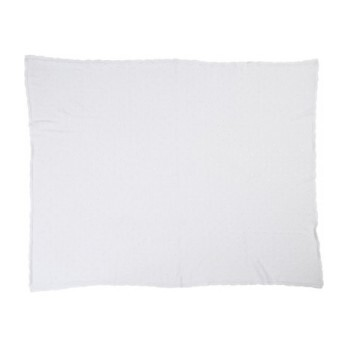 Baby Blanket, White