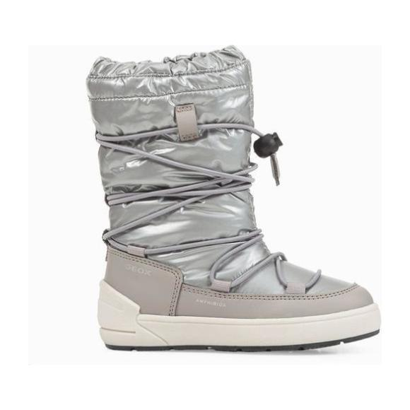 Sleigh Waterproof Boots, Silver