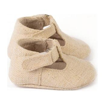 Neutral Mary Janes, Beige - Mary Janes - 1