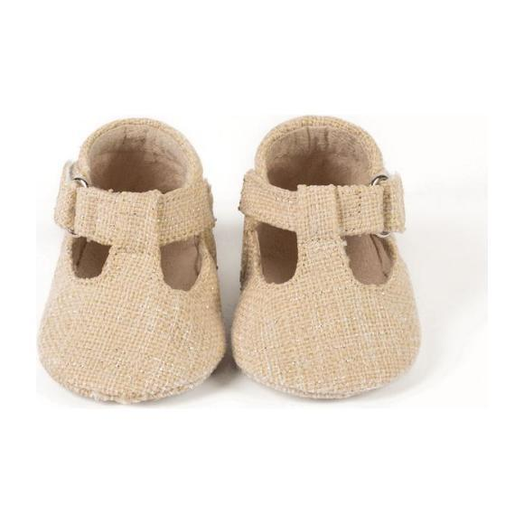 Neutral Mary Janes, Beige