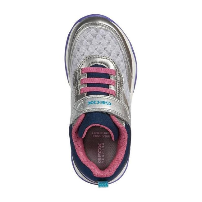 Calco Sneakers, Silver