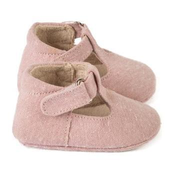 Blush Mary Janes, Pink - Mary Janes - 1