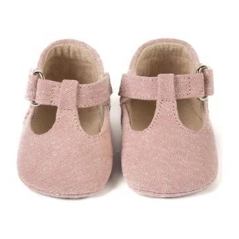 Blush Mary Janes, Pink