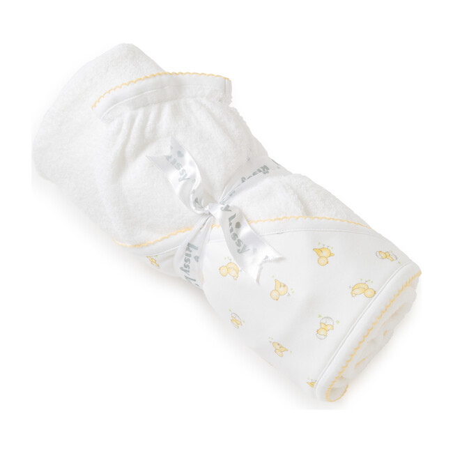Hatchlings Towel & Mitt Set