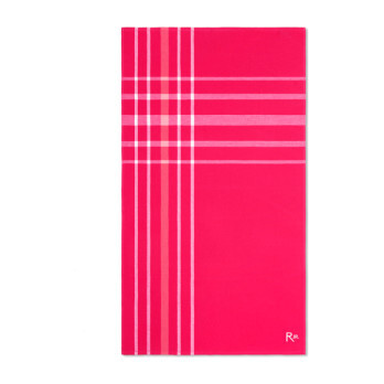 JR. Miramar Beach Towel, Fuschia