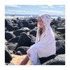 Toddler Hooded Towel, Mermaid