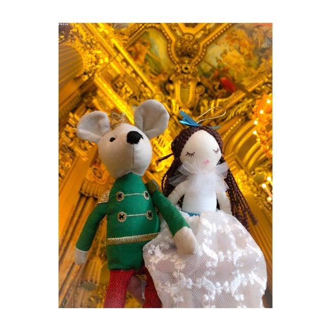 Clara Doll Ornament