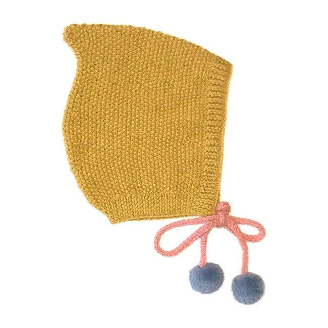 Tie Bonnet, Mustard