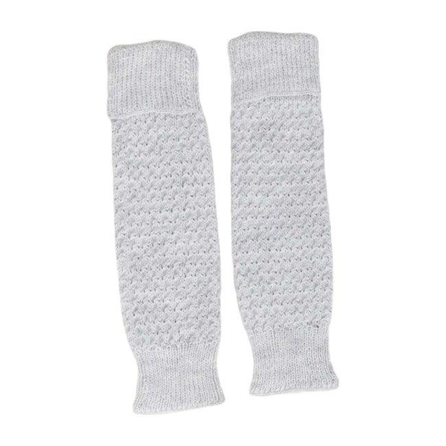 Leg/Arm Warmers, Light Grey