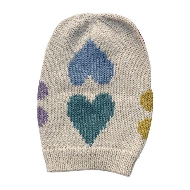 Heart Hat, Ivory