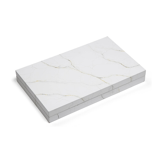 Rome Collection, White Marble