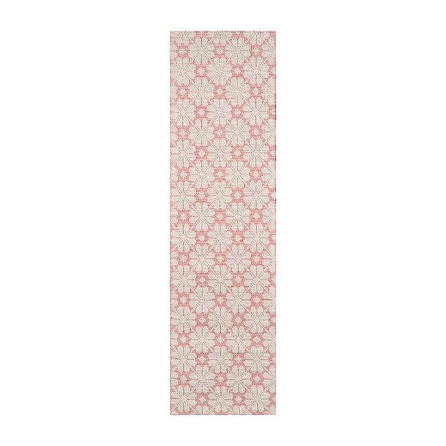 Lisbon Seville Daisy Rug, Pink