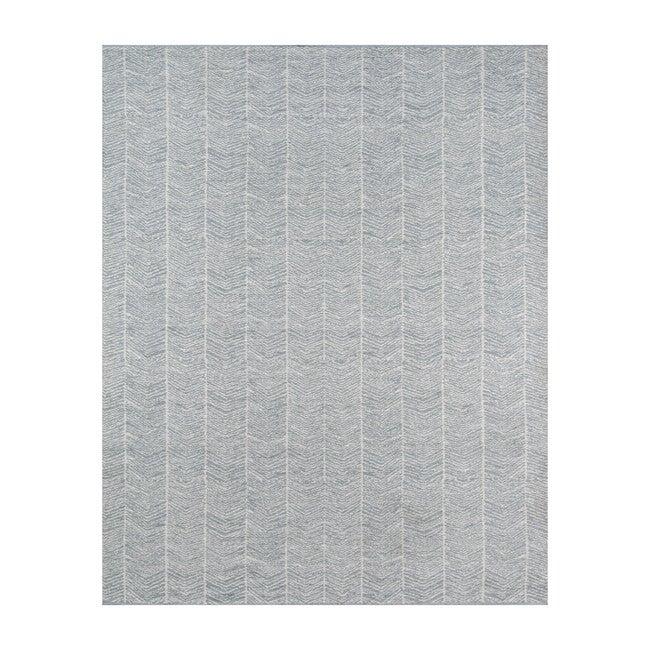 Easton Congress Handwoven Rug, Grey