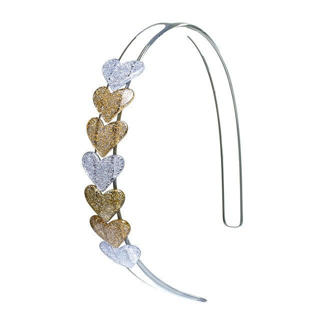 Centipede Hearts Headband