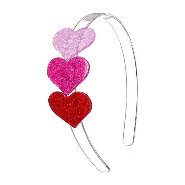 Cece Multi Hearts Headband