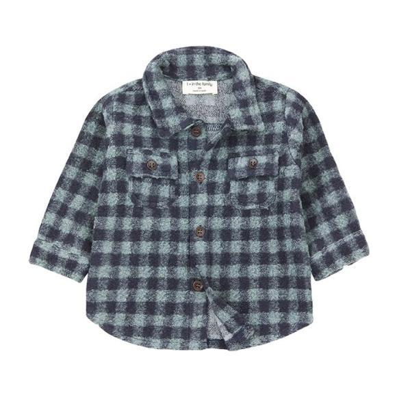 Pal Shirt With Checks, Blue
