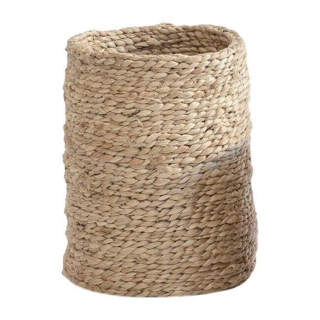 Petite Tall Basket, Natural