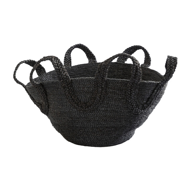 Ecole Meeting Basket, Desert Black