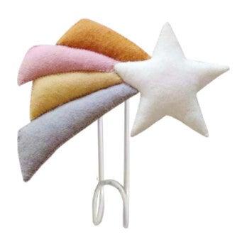 Pastel Shooting Star Hook, Multi