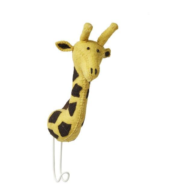 Giraffe Hook, Yellow