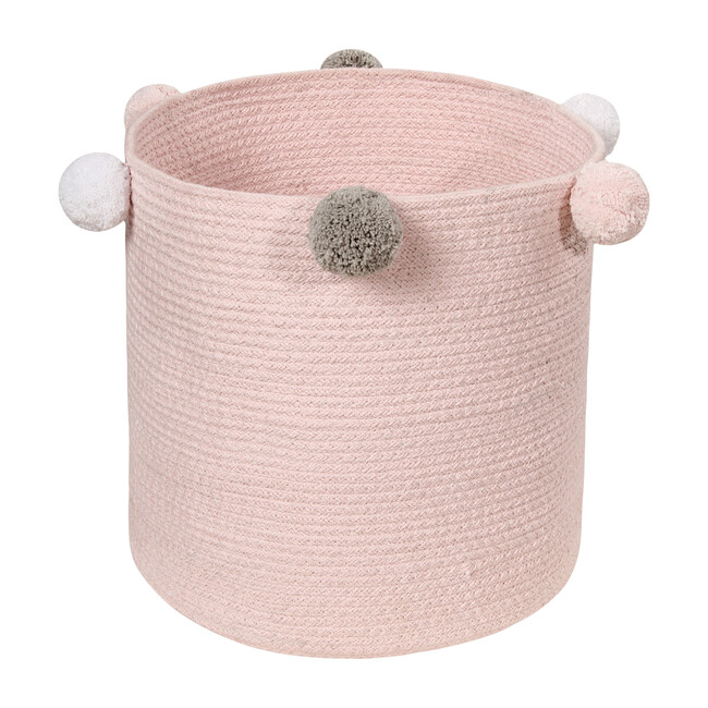 Bubbly Baby Basket, Pink